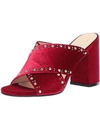 Women's Gabby Stud Heeled Sandal