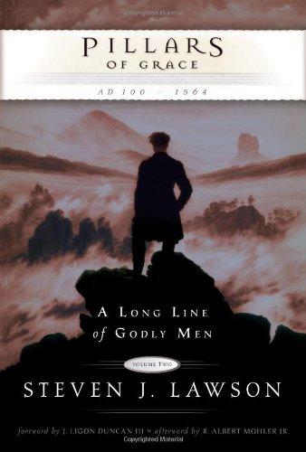 Download Pillars of Grace (A Long Line of Godly Men, Volume Two) pdf epub