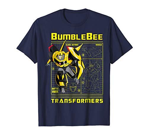 ee Battle Mode Blueprint T-Shirt ()
