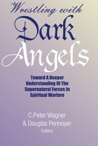 Wrestling with Dark Angels: (2001-07-25) (Angels Dark Wrestling With)
