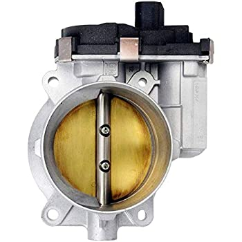 Throttle Body for Chevrolet Avalanche Silverado Trailblazer GMC Sierra Savana Yukon Hummer 5.3L 4.8L