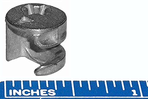 Cam Connector (12mm x 10.5mm Cam Lock Nut Furniture Connector Fastener (10 Pack))