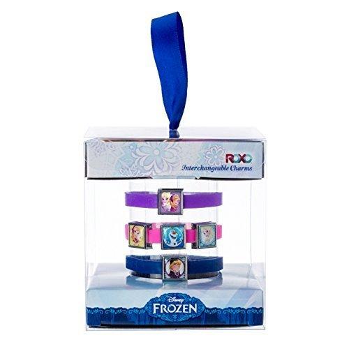 Roxo Disney Frozen Interchangeable Charm Bracelets Gift Box Set - Medium Bracelets