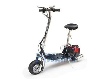 Amazon com: 49cc All-terrain Gas Motor Scooter Dirt Mini