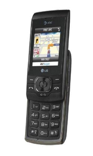 - LG GU295 Unlocked GSM 3G Slider Cell Phone - Black