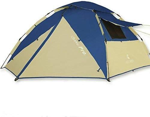 Lichtgewicht Strandtenten, Camping Tenten Outdoor Automatische Tent veldtenten Rain Shade UV-bescherming Tent (Kleur: Blauw), eenvoudig te installeren Kamperen en wandelen
