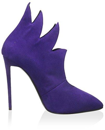 Giuseppe Zanotti Donna Olinda Heel Purple