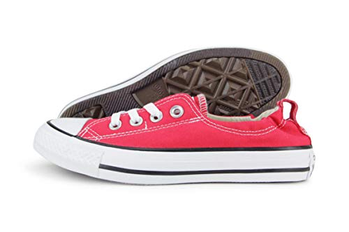 Converse Chuck Taylor All Star Shoreline Red Lace-Up Sneaker - 6 B(M) US