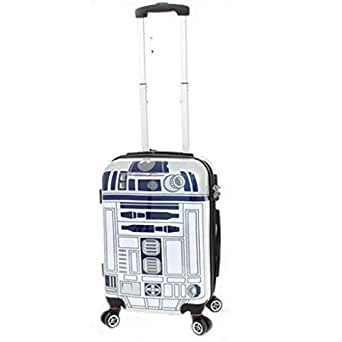 R2D2 53cm Carry On Hardsided Luggage - Star Wars
