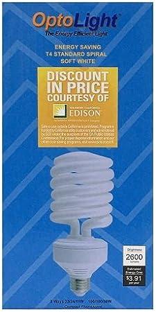 Wholesale Opto Light Energy 3-Way Light Bulb