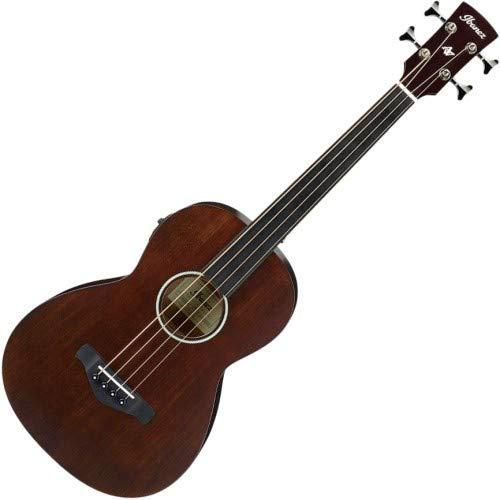 Ibanez Artwood AVNB1FE - Brown Violin Semi Gloss