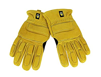 C7989HD Bellingham C7989HDL Extra Heavy-Duty Leather Rigger's Gloves from Bellingham