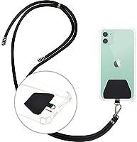 takyu ショルダーストラップ,スマホストラップ スマートフォン落下防止 忘れ物防止 iPhone/Android/Xperia/GALAXYに適