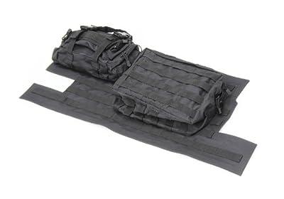 Smittybilt 5662301 G.E.A.R. Black Tailgate Cover for Jeep Wrangler