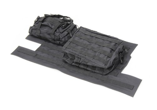 Smittybilt 5662301 G.E.A.R. Black Tailgate Cover for Jeep Wrangler (Wheels For Jeep Wrangler compare prices)