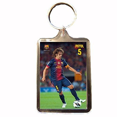 (F.C Barcelona - Keyring (PUYOL))