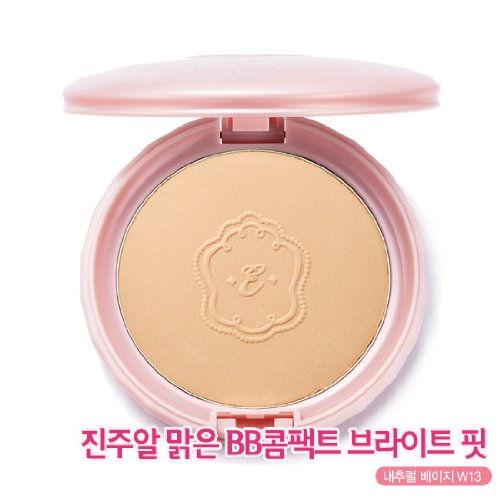 Etude Maison Precious Mineral BB Compact Fit Bright (SPF30/PA + + +) - # W13 Beige Naturel