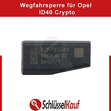 Id40 Transponder Chip Wegfahrsperre Crypto Chip Auto Id Amazonde