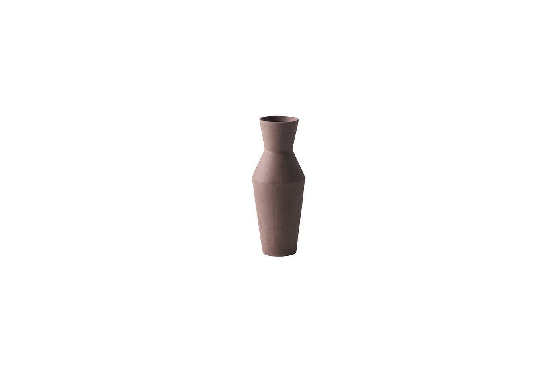 Ferm Living Sculpt Vase Corset - Rust [W]