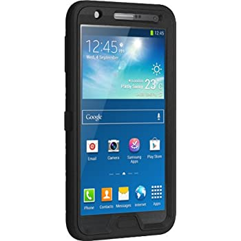 low priced 7b74b c6768 OtterBox Defender Series Case for Samsung Galaxy Note 3 - Retail Packaging  - Black