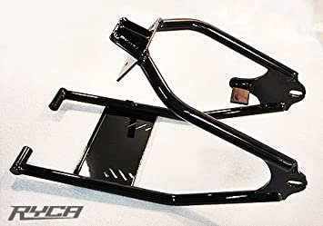 RYCA Hardtail Frame Assembly for Suzuki Savage/S40, Suspension