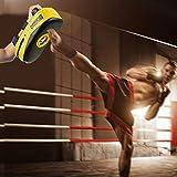 Overmont Taekwondo Kick Pad with Curved Punching