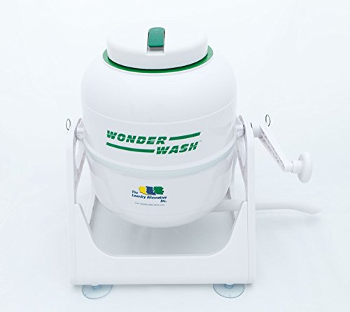 The Laundry Alternative Wonderwash Non-electric Portable...