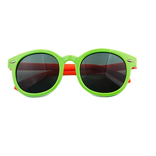 Arrow Clásicas Gafas Style Sol Black UV400 Sol Lens Shades de Pink Green de Gafas Color Childrens Unisex Gafas CUPtqt