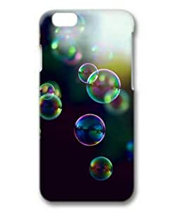 Armener Hard Protective 3D iPhone 6 Plus (5.5 inch) Case With Bubbles Iridescence