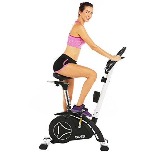 Cheap Trbitty Upright Bike, Magnetic Exercise Bike