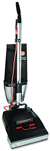 """Hoover Commercial C1800-010 Conquest Bagless Upright Vacuum with 14"""" Cleaning"""