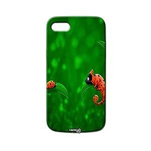 Funda carcasa Case Camaleón Bug para iPod Touch 4