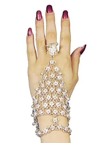 Webbed Triangle Bracelet (One Size)