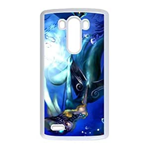 LG G3 phone case White nami league of legends SDF4522916