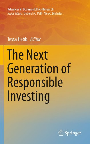 The Next Generation of Responsible Investing: 1 (Advances in Business Ethics Research) Pdf