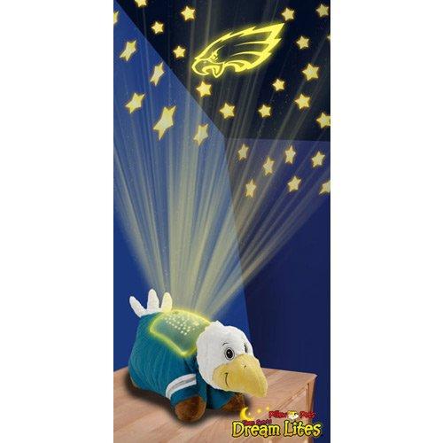 Nfl Pet Bed (NFL Philadelphia Eagles Dream Lite Pillow Pet)