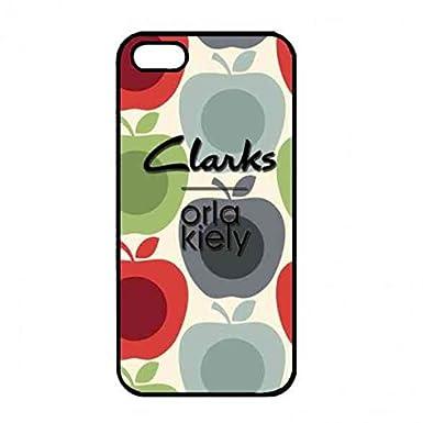 new concept 0aff2 e85dd Orla Kiely Clarks iPhone SE Case Cover,Orla Kiely Bags Anti-Scrath ...