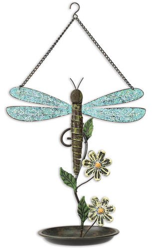 Sunset Vista Designs Dragonfly Birdfeeder, ()