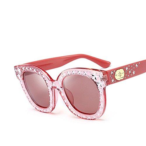De Gafas Lujo Ojo Women Polarizadas Sol C4 Gato C3 Moda TIANLIANG04 De Sol De Star Bastidor Gafas Mujer De Polarizadas De Gafas OCzwxUq