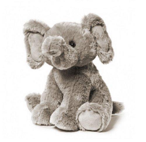 Aurora Elephant 11 Inch Plush Toy]()