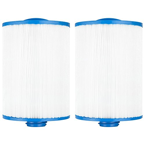 - Clear Choice Pool Spa Filter 6.00 Dia x 8.25 in Cartridge Replacement for Waterway Aladdin 14510 Baleen AK-9019, [2-Pack]