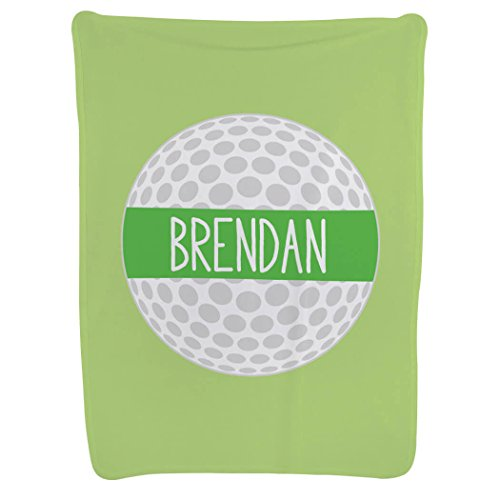 Personalized Golf Baby & Infant Blanket | Custom
