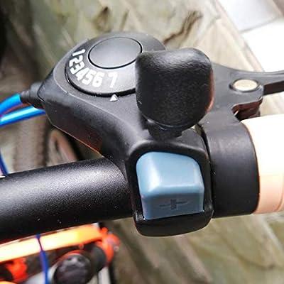 Bnineteenteam Palanca de Cambio de Pulgar de un par de Bicicletas ...