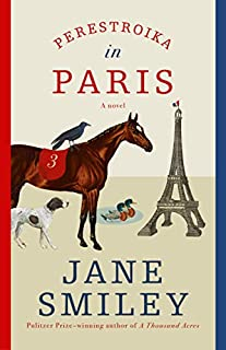 Book Cover: Perestroika in Paris: A novel