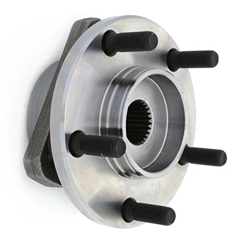 WJB WA513123 - Front Wheel Hub Bearing Assembly - Cross Reference: Timken 513123 / Moog 513123 / SKF (Caravan Wheel)