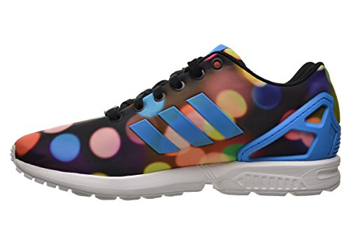 fd06ef42a adidas ZX Flux Men s Shoes Core Black Brave Blue b23984 (9.5 D(M) US)   Amazon.ca  Shoes   Handbags