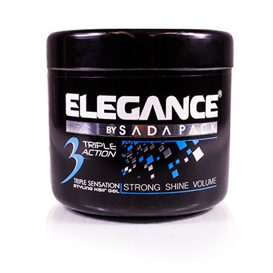 ELEGANCE GEL Triple Action Hair Gel
