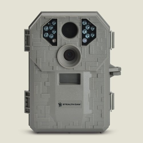 Stealth Cam STC-P12 6.0 Megapixel Digital Scouting Camera,...