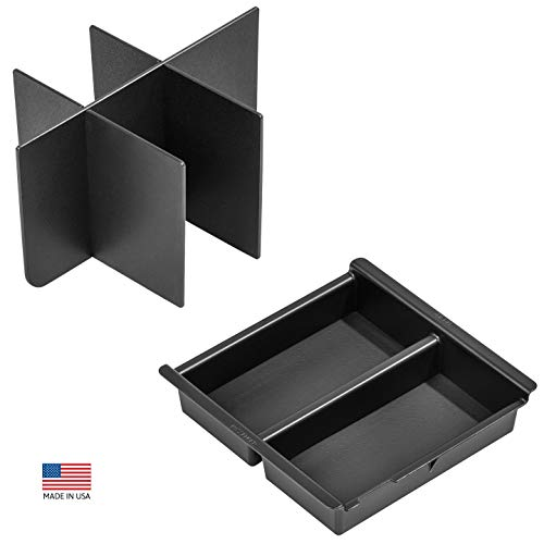 Vehicle OCD - Center Console Divider and Tray Organizer for Toyota 4Runner (2003-2009) - Made in USA