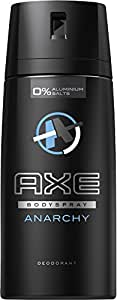 Axe Anarchy Desodorante 150 ml, paquete de 3